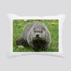 GrdHg4.58x2.91 Rectangular Canvas Pillow