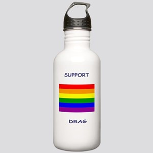 SUPPORTDRAG Stainless Water Bottle 1.0L