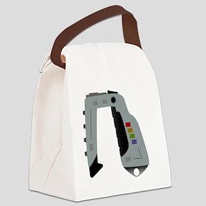 Space 1999 Stun Gun Canvas Lunch Bag