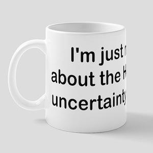 uncertain Mug
