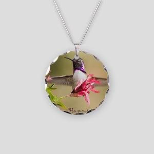 Calendarcover053wallcalendar Necklace Circle Charm