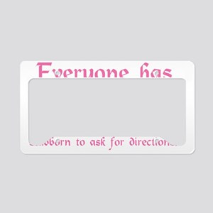 everyoneprince_btl2 License Plate Holder