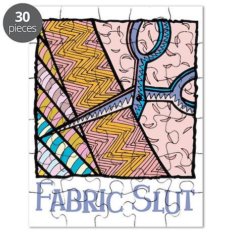 Fabric Slut Puzzle