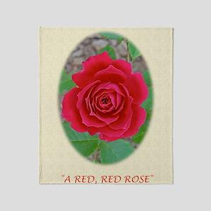 Love, Romance, Classical Poem, Poetr Throw Blanket