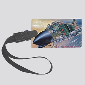 Poster9 Large Luggage Tag