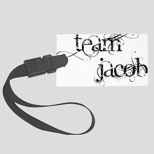 Teams_jacob Large Luggage Tag