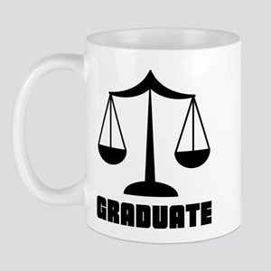 Law School Grad Class 2012 Mug