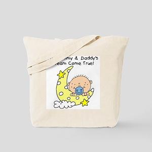 MOMMYDADDYDREAMboy Tote Bag