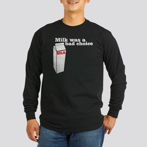anchor Long Sleeve Dark T-Shirt
