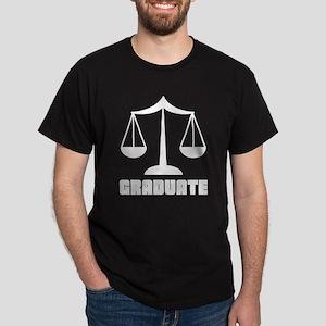 Graduate Law Student Scale T-Shirt