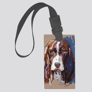 annieorn Large Luggage Tag