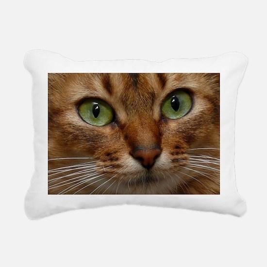 gidgeyrect Rectangular Canvas Pillow