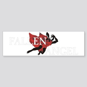 Fallen Angel dark Sticker (Bumper)