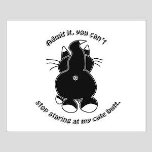 Admit it Cat Butt Posters