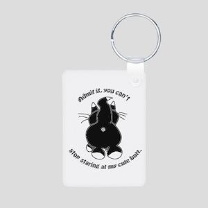 Admit it Cat Butt Keychains