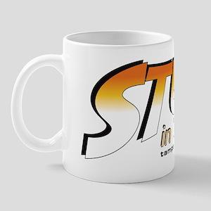 stuck-in-80s-URL Mug