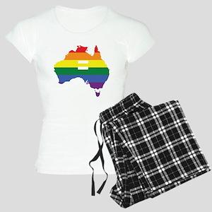 Lgbt Equality Australia Pajamas