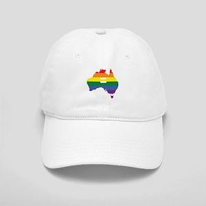 Lgbt Equality Australia Baseball Cap