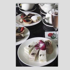 teatime Postcards (Package of 8)