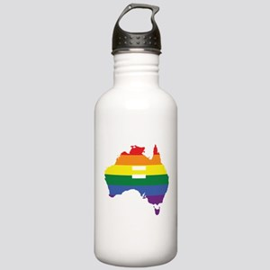 Lgbt Equality Australia Water Bottle