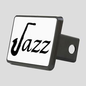 Jazz Saxophone Rectangular Hitch Cover
