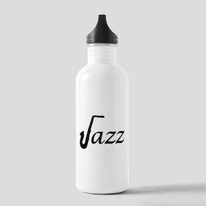 Jazz Saxophone Stainless Water Bottle 1.0L
