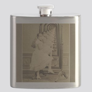 Alice (Through The Looking Glass) Flask