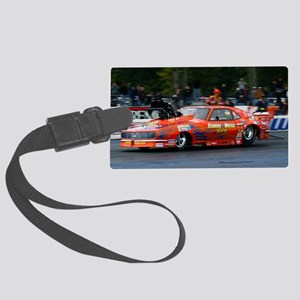 stanley  Weiss Racing Large Luggage Tag