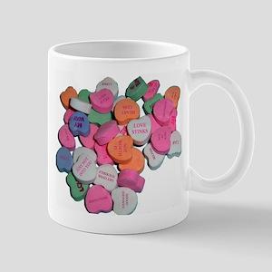 Sour Hearts Mug