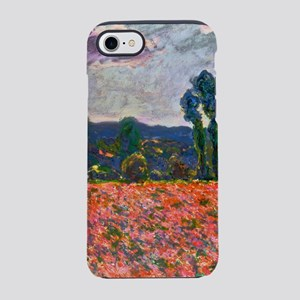 Monet - Poppy Field iPhone 7 Tough Case