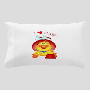 Bingo Time Pillow Case