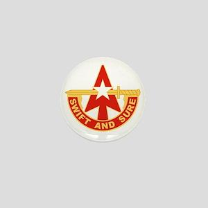32nd Army Air Defense Artillery Comman Mini Button