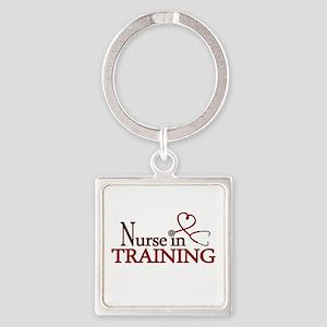 Nurse in Training Keychains
