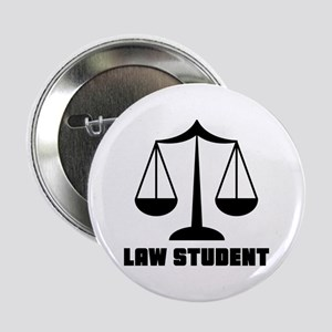 """Law School Student 2.25"""" Button"""