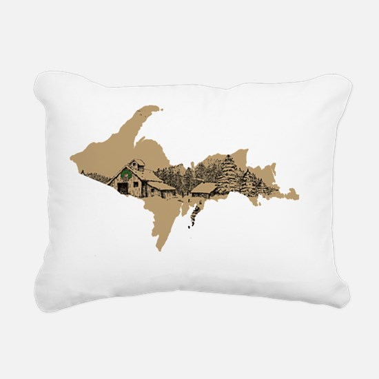 Xmas008.gif Rectangular Canvas Pillow