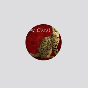 Show Cats Cover Mini Button