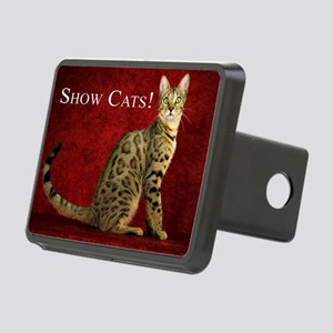 Show Cats Cover Rectangular Hitch Cover
