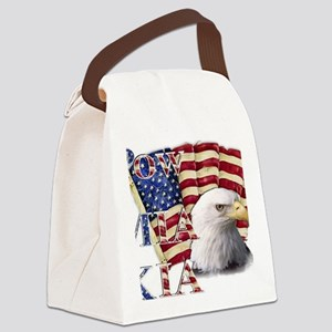 P1 Canvas Lunch Bag