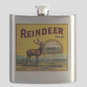 RAINDEER BRAND Flask