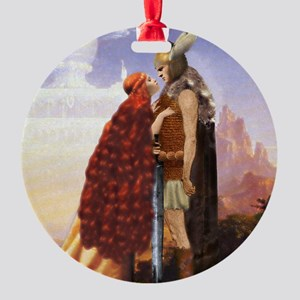 Everlong Round Ornament