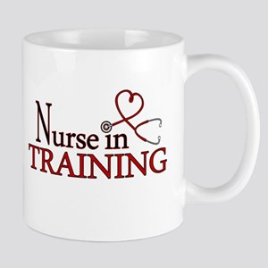 Nurse in Training Mugs