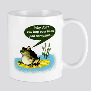 *DISCOUNTED* Hop On Over! Mug