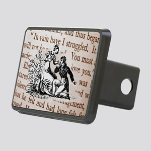 Mr Darcys Proposal, Jane A Rectangular Hitch Cover