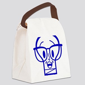 rustys_day_camp Canvas Lunch Bag