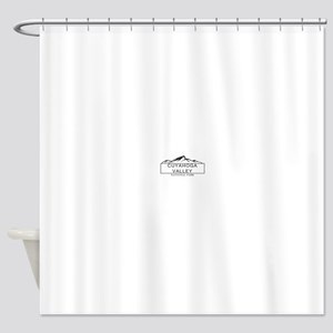 Cuyahoga Valley - Ohio Shower Curtain