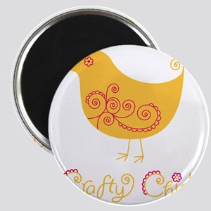craftychickorgpink Magnet
