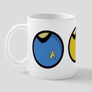 trekshirtsround01 Mug