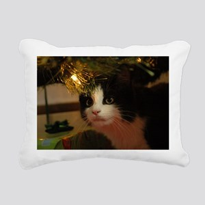 pet-nc20 Rectangular Canvas Pillow
