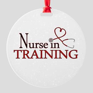 Nurse in Training Ornament
