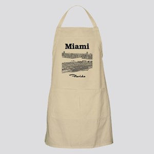 PortOfMiami_10x10_apparel_BlackOutline Apron